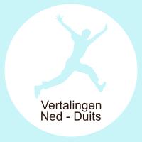 Icoon Vertalingen Nederlands-Duits
