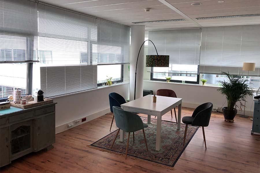 Interieur Kantoor CL Multitraining Aan De Saturnusstraat 9 In Den Haag