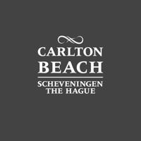 Logo Carlton Beach hotel in Scheveningen