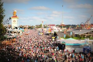 festival terrein